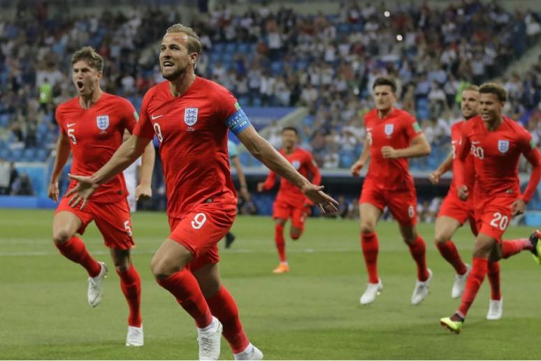 MŚ 2018: Dublet Harry'ego Kane'a daje Anglii zwycięstwo, Tunezja 1:2 Anglia