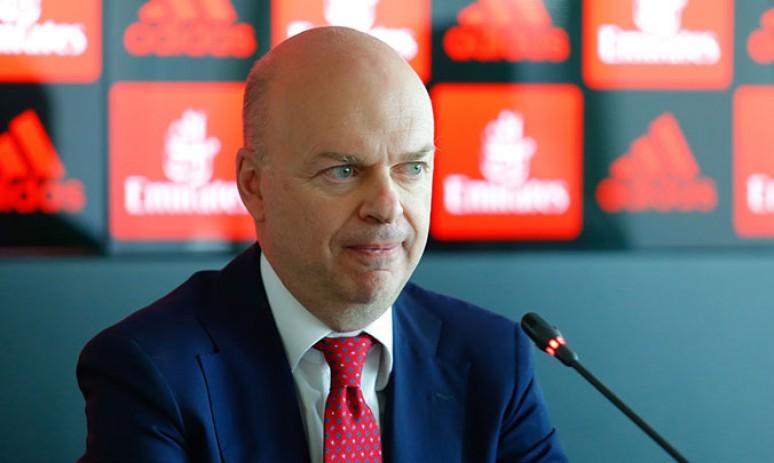 Premium Sport: Fassone wyleciał na spotkanie z nowym inwestorem Milanu