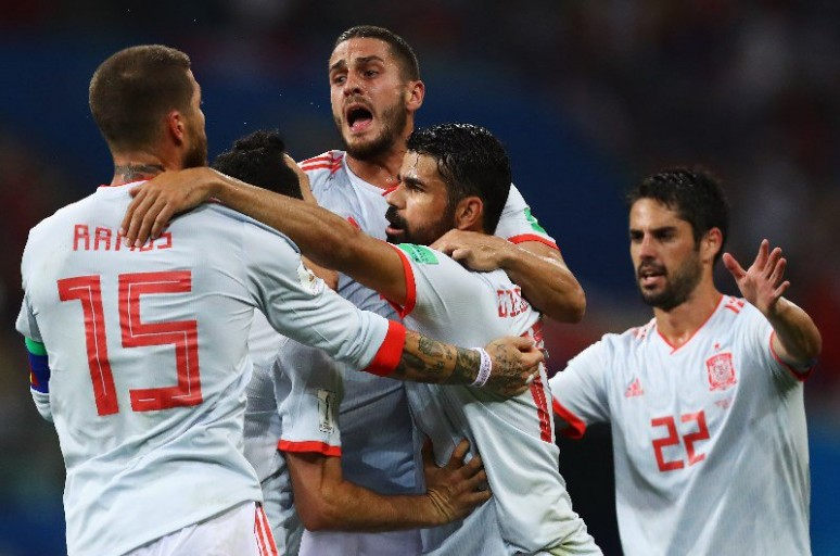 MŚ 2018: Irański mur nie wytrzymał, Hiszpania blisko awansu do kolejnej rundy - Iran 0:1 Hiszpania
