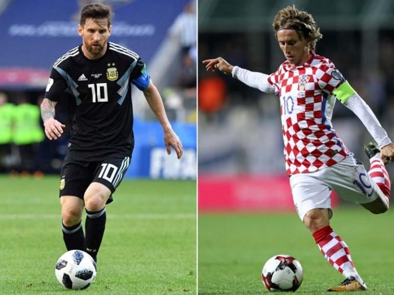 MŚ 2018: Argentyna vs Chorwacja - oficjalne składy