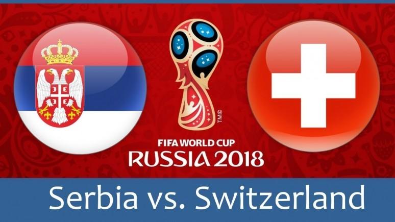 MŚ 2018: Serbia vs Szwajcaria- oficjalne składy: