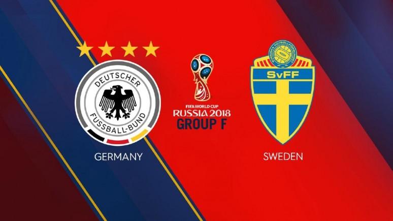 MŚ 2018: Niemcy vs Szwecja- oficjalne składy: