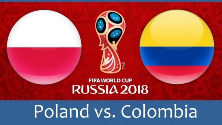 MŚ 2018: Polska vs Kolumbia - oficjalne składy
