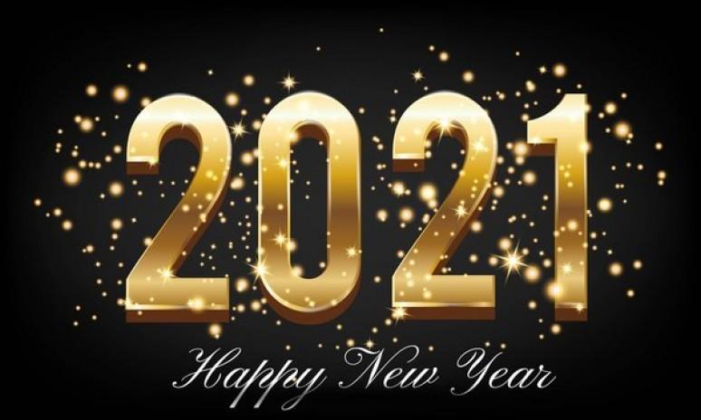 Buon anno 2021!