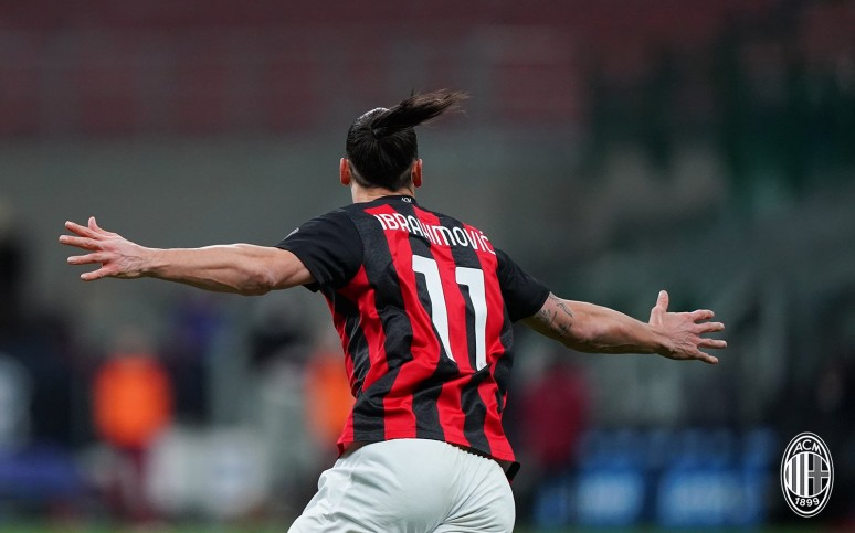 Ibrahimović wróci na rewanż z United?