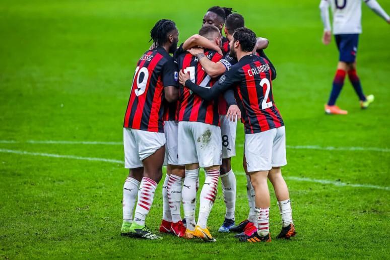 AC Milan - Manchester United. Oficjalne składy !