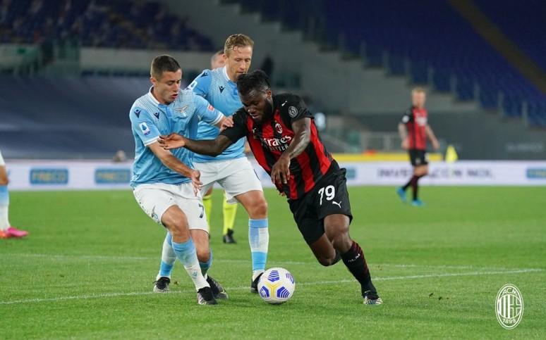 Bolesny nokaut w Rzymie - Lazio 3:0 Milan