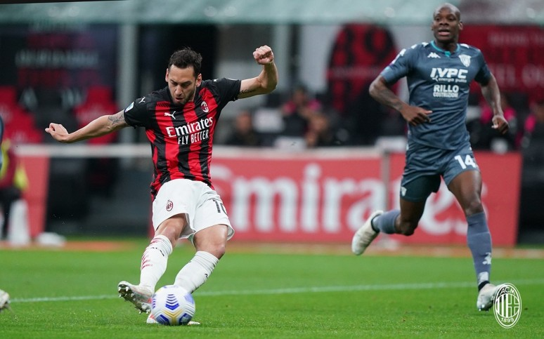 Wygrana pomimo wielu niewykorzystanych sytuacji - Milan 2:0 Benevento