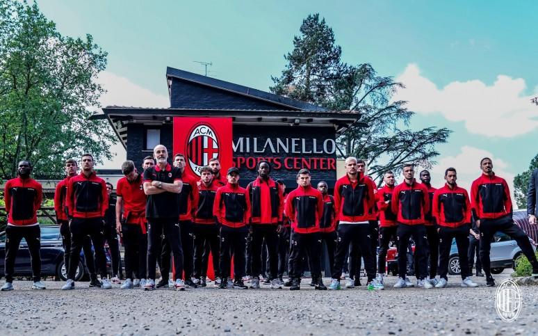 Atalanta vs Milan. Oficjalne składy.