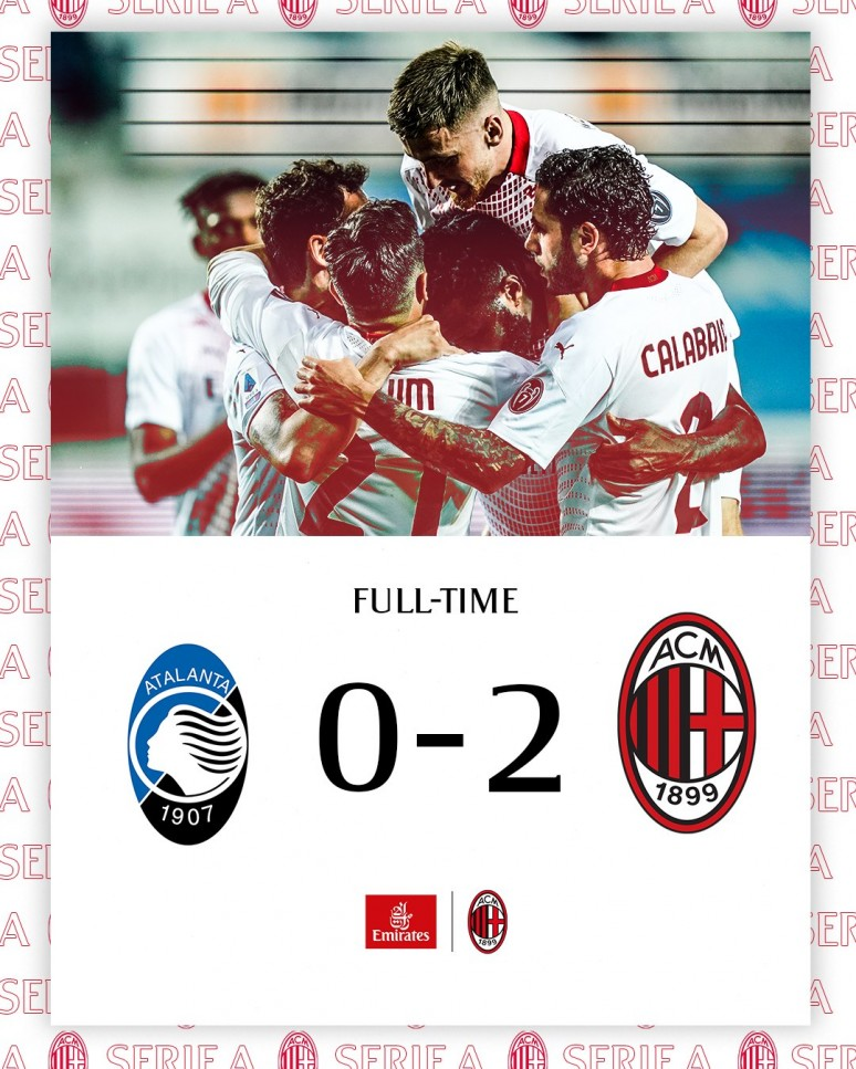 Koniec banicji! Milan wicemistrzem Włoch!