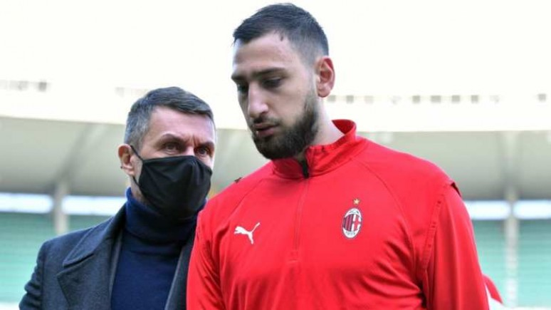 """Maldini o Donnrummie: """"Trzeba mieć szacunek dla tych, którzy dali tak wiele Milanowi"""""""