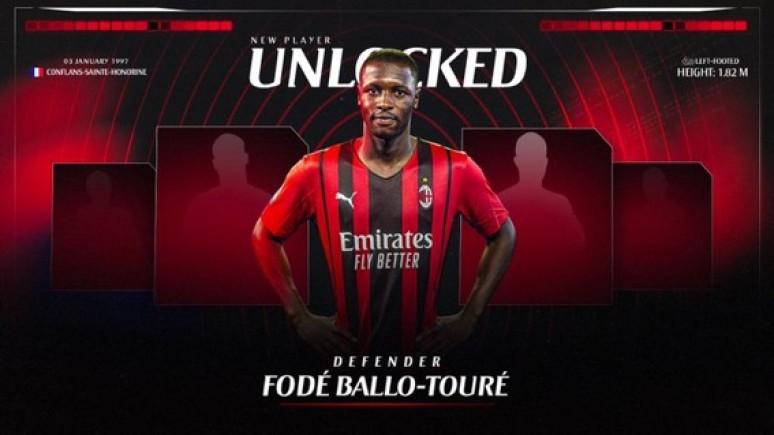 Oficjalnie: Fodé Ballo-Touré piłkarzem Milanu!