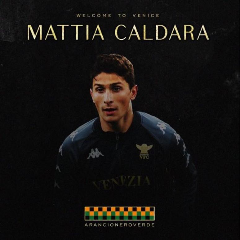 Oficjalnie: Mattia Caldara wypożyczony do Venezii !