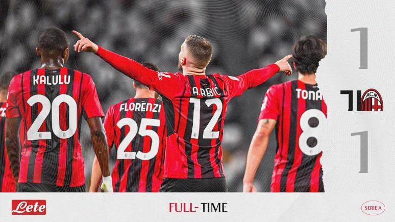 Remis, po którym nikt nie jest zadowolony - Juventus 1:1 Milan