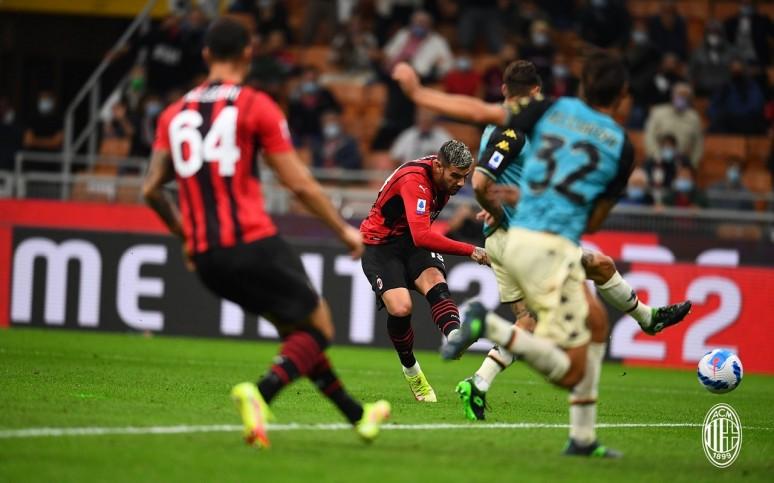 Trzy punkty zdobyte bez fajerwerków - Milan 2:0 Venezia