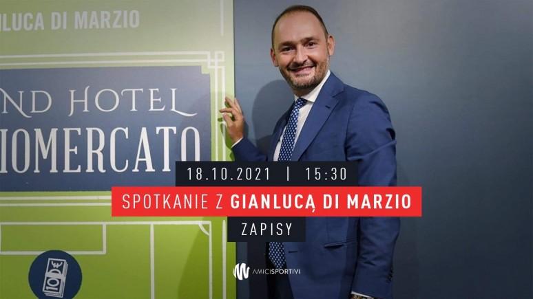 Spotkaj się z Gianlucą Di Marzio